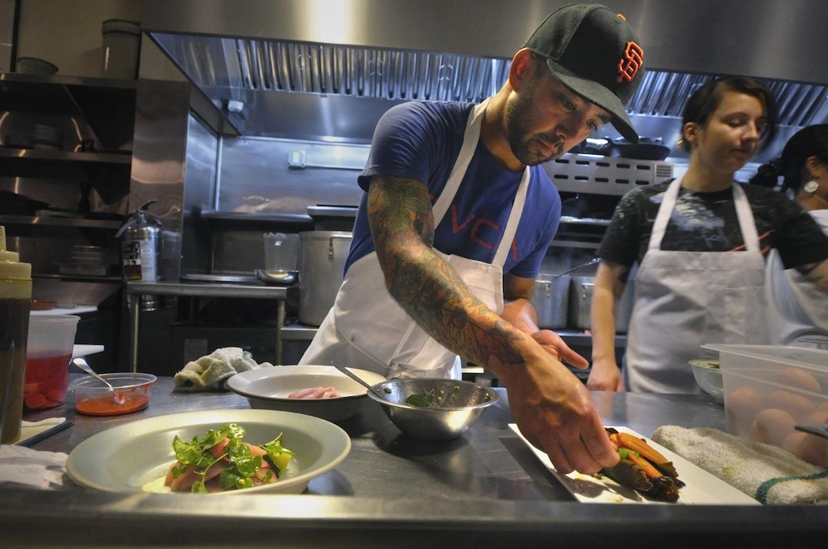 Chef Richie Nakano