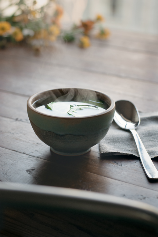 Bitter Gourd Soup